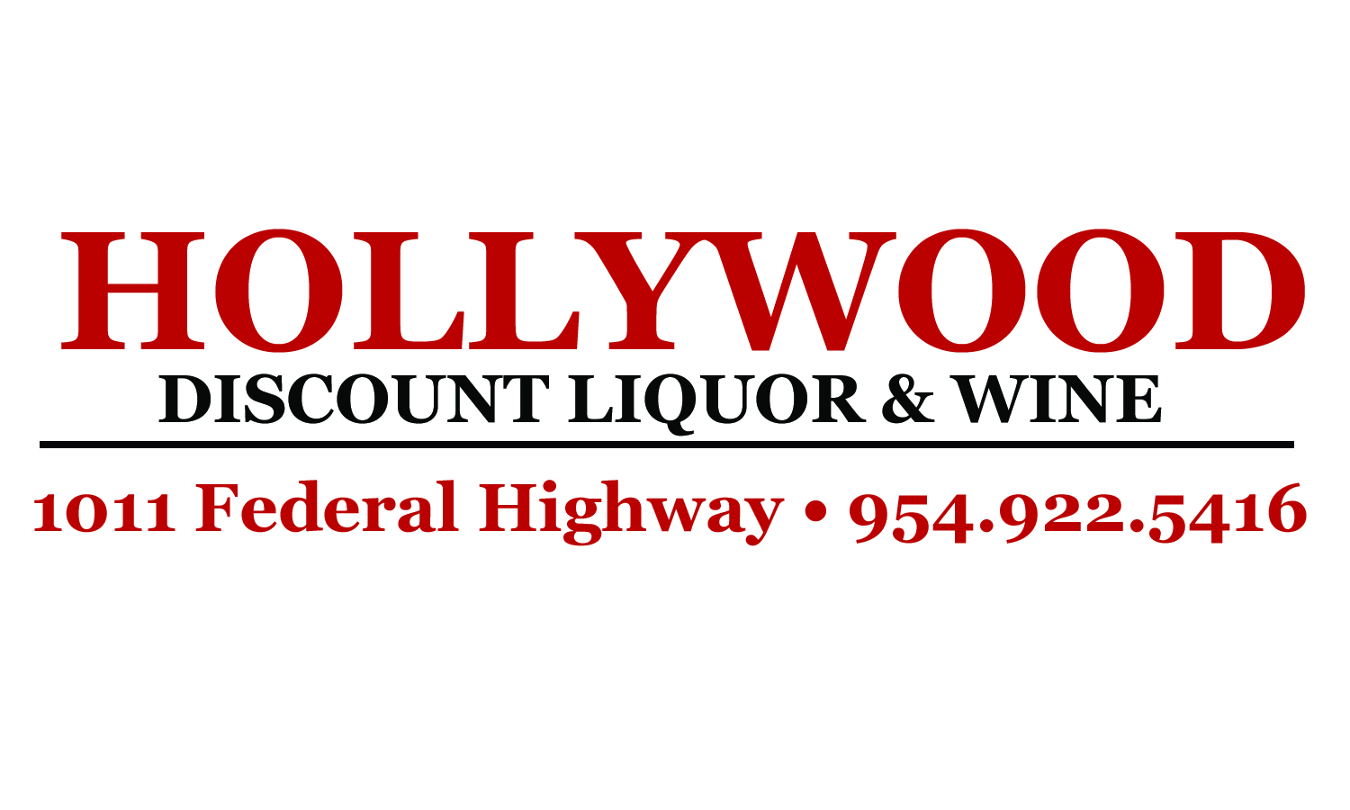 Hollywood Discount Liquors