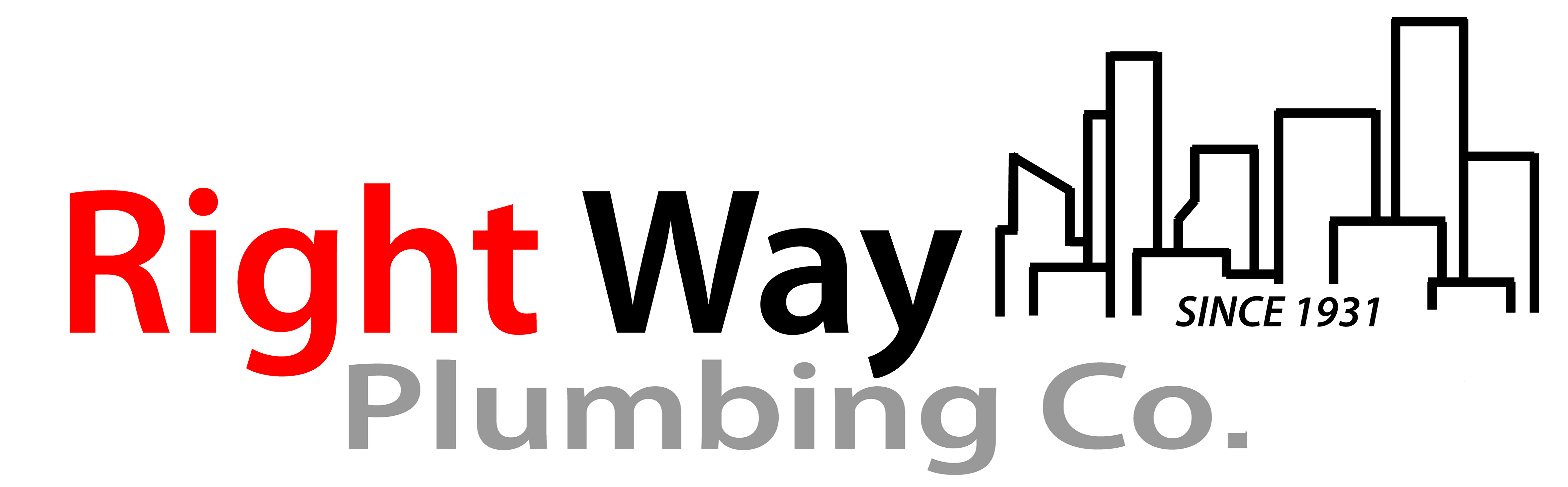 Right Way Plumbing Co