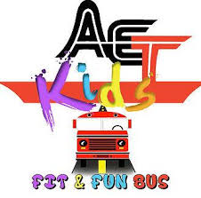 AET Kids Fit & Fun Bus